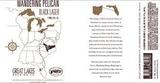 Great Lakes / Cigar City Wandering Pelican beer