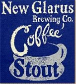 New Glarus Coffee Stout beer Label Full Size