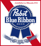 Pabst Blue Ribbon NA beer