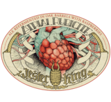 Jester King Atrial Rubicite beer