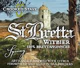 Crooked Stave St. Bretta Spring Beer
