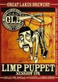 Great Lakes Limp Puppet Session IPA Beer