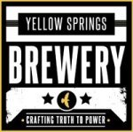 Yellow Springs South Dock beer Label Full Size