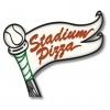Stadium Pizza Brushback Pale Ale beer Label Full Size