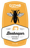 Gizmo Beekeeper Honey Wheat Beer