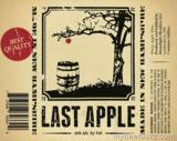 Moonlight Last Apple beer