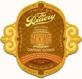 Bruery Sucre beer
