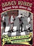 Appalachian Abbey Roade beer Label Full Size
