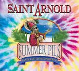Saint Arnold Summer Pilsner Beer