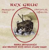 Montegioco Rex Grue beer
