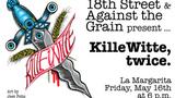 Against the Grain/18th Street KilleWitte beer