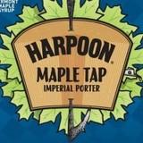 Harpoon Maple Tap beer