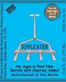 Russian River Supplication 2013 beer