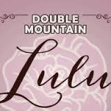 Double Mountain Lulu beer