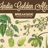 Breakside India Golden Ale beer