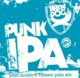BrewDog Punk IPA beer Label Full Size