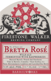 Firestone Walker Bretta Rose Beer