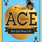 Ace Apple Honey Cider beer Label Full Size