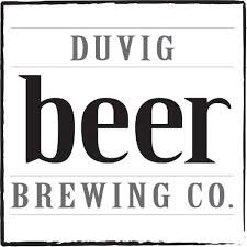DuVig Brown Ale beer Label Full Size