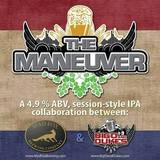 Mad Fox The Maneuver beer