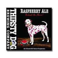 Thirsty Dog Raspberry Ale Beer
