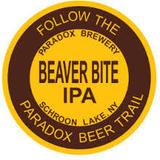 Paradox Beaver Bite IPA Beer