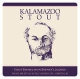 Bell's Kalamazoo Stout beer