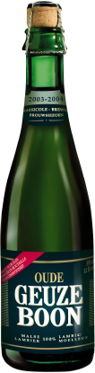 Boon Gueze beer Label Full Size