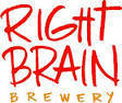 Right Brain Concrete Dinosaur beer