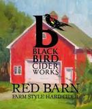 Blackbird Red Barn Farmhouse Cider beer
