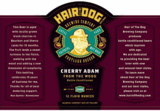 Hair of the Dog Cherry Adam (From The Wood) beer