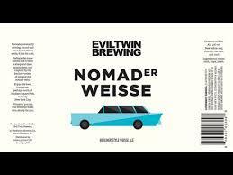 Evil Twin Nomader Weisse Beer