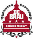 DC Brau ON The Wings of Armageddon Nitro beer Label Full Size