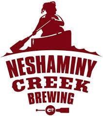 Neshaminy Creek BBA Concrete Pillow beer Label Full Size
