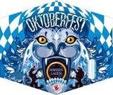 Left Hand Oktoberfest beer