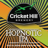 Cricket Hill Hopnotic IPA beer