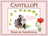 Cantillon Rose De Gambrinus beer