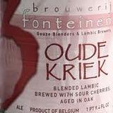 3 Fonteinen Oude Kriek Beer