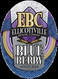 Ellicottville Blueberry Wheat beer