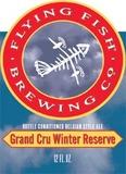Flying Fish Grand Cru Beer