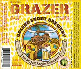 Bolero Snort Seasonal Grazer Beer