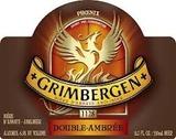 Grimbergen Double Ambree beer