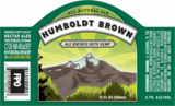 Nectar Humboldt Brown Hemp Ale Beer