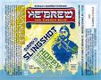 HeBrew David's Slingshot Hoppy American Lager beer