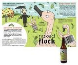 Naked Flock Citra-Hopped Cider Beer
