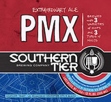Southern Tier PMX beer