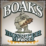 Boaks Monster Mash beer
