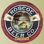 Roscoe Trout Town Brown Ale beer