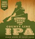 Neshaminy Creek County Line w/ Pineapple & Citra Hops beer
