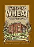 Appalachian Water Gap Wheat beer